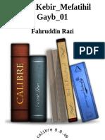TefsiriKebir_Mefatihil Gayb_01 - Fahruddin Razi