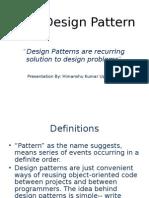 Java Design Pattern