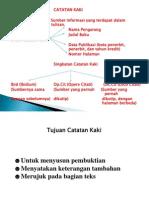 Catatan Kaki dan Daftar Pustaka.ppt