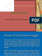 Women Freedom Fighter.ppt