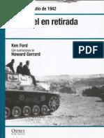 14.- Rommel en Retirada - El Alamein, Julio de 1942