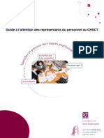 Guide CHSCT - SECAFI - Prevention Des RPS - Juillet2010