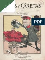 Caras y caretas (Buenos Aires). 22-10-1898, n.º 3