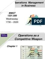 01 Operations Management in Business.