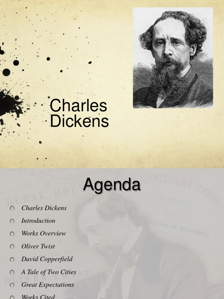 charles dickens pptx