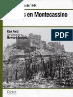 20.- Truenos en Montecassino - Cassino, Enero de 1944