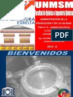 APC - TEMA 10 - CALIDADTOTAL II - LEAN MANUFACTURING