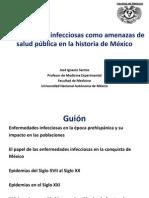 Enfermedades Infecciosas Mexico XVII