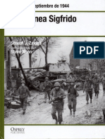 31.- En la línea Sigfrido - Alemania, septiembre de 1944