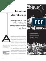FIGUEIREDO_Linguagem Politica Das Rebelioes - Artigo