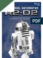 R2-D2 Astromech Droid Manual