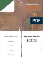 Sužnji - Muhamed Kondžić