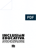 Inclusion Educativa Zacarias j