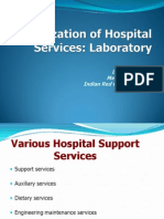 Laboratory Services in Hospital