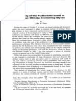 A Study of the Rudiments Used in Foreign Military Drumming Styles.pdf