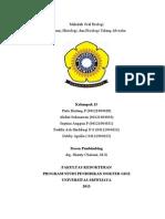 Anatomi, Fisiologi, Histologi Tulang Alveolar 1.doc