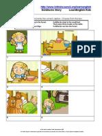 Kids Stories Goldilocks Activity
