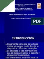 Clases de Lab. Clinico