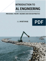 An Introduction to Coastal Engineering by JJ Wijetunge