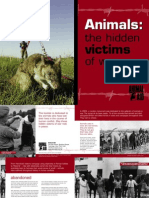 Animals - The Hidden Victims in War