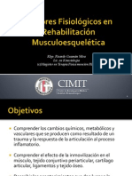 03 FACTORES FISIOLOGICOS EN REHABILITACIÓN (lesion, inmovilizacion y removilizacion) (1)