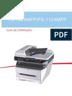 MANUAL SERVIÇO KYOCERA FS-1024MFP-1124MFPPOROG