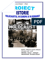 Holocaustul in EUROPA si in ROMANIA.doc