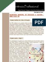 Participacao Outros Projetos Eventos Cursos SMEC Paula Ugalde