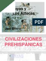 Los Mayas y Aztecas