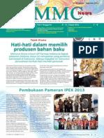 PMMC News Oktober November 2013