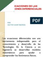 Aplicaciones de Las Ecuaciones Diferenciales_sahir