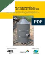 Manual de Construción - Sistema Colector de Mercurio - edici