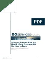 EO Industry Survey Sept2013 © EARSC