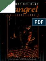 13872728 Vampiro La Mascarada Libro Del Clan Gangrel