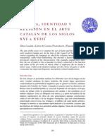 Llengua Identitat Catalunya XVI i XVIII