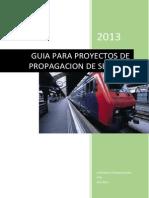GUIA PARA PROYECTOS DE PROPAGACION DE SEÑALES