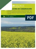 Agricultura de la conservacion en españa