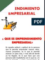 EMPRENDIMIENTO EMPRESARIAL 111