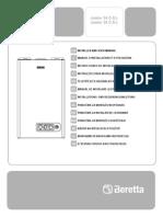 Manual de utilizare centrala termica Beretta Junior 24 CSI  Pret actualizat Beretta Junior 24 CSI