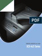 Samsung Scx 4621F Guide_EN