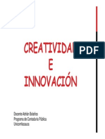 presentación creatividad e innovación