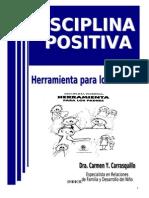Disciplina Positiva - Carmen y. Carrasquillo