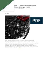 Mestinya Engine Honda CB150R Dg CBR 150R