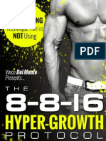 8 8 16 Hyper Growth Protocol Guide