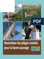 Brochure Protection Contre Les Pieges