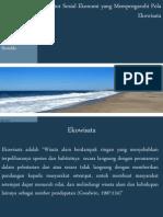 Faktor Sosial Ekonomi yang Mempengaruhi Pola Ekowisata.pptx