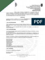 Convocatoria 2013 - Oratoria