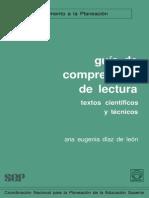 DIAZ de LEON ANA EUGENIA Guia de Comprension de Lectura Text(Full Permission)