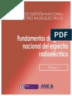 Título I _ Fundamentos de gestión del espectro radioeléctric