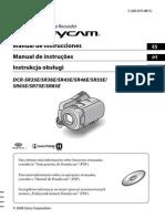 Manual Videocámara